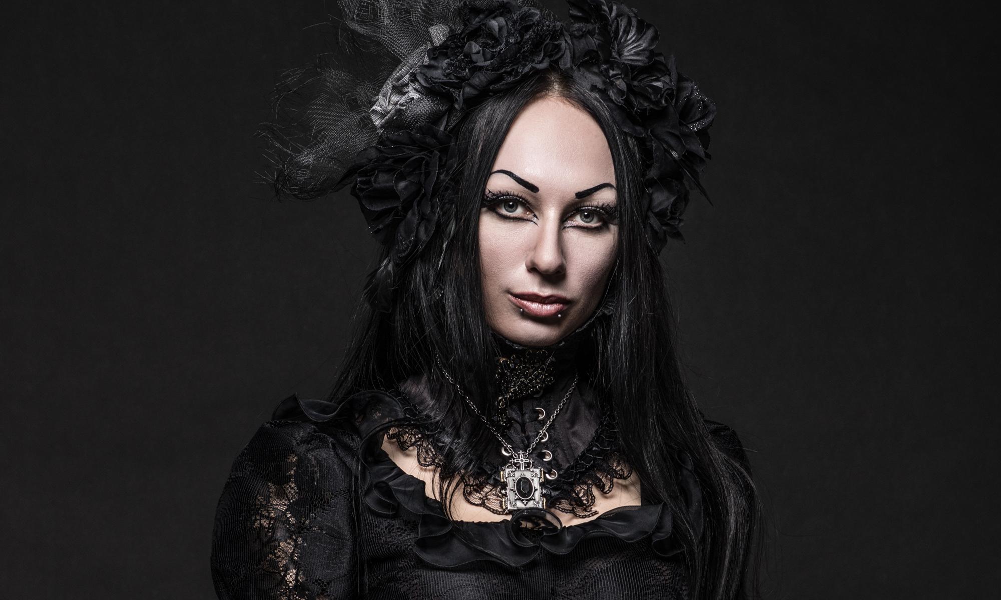 Gothic-Halsschmuck